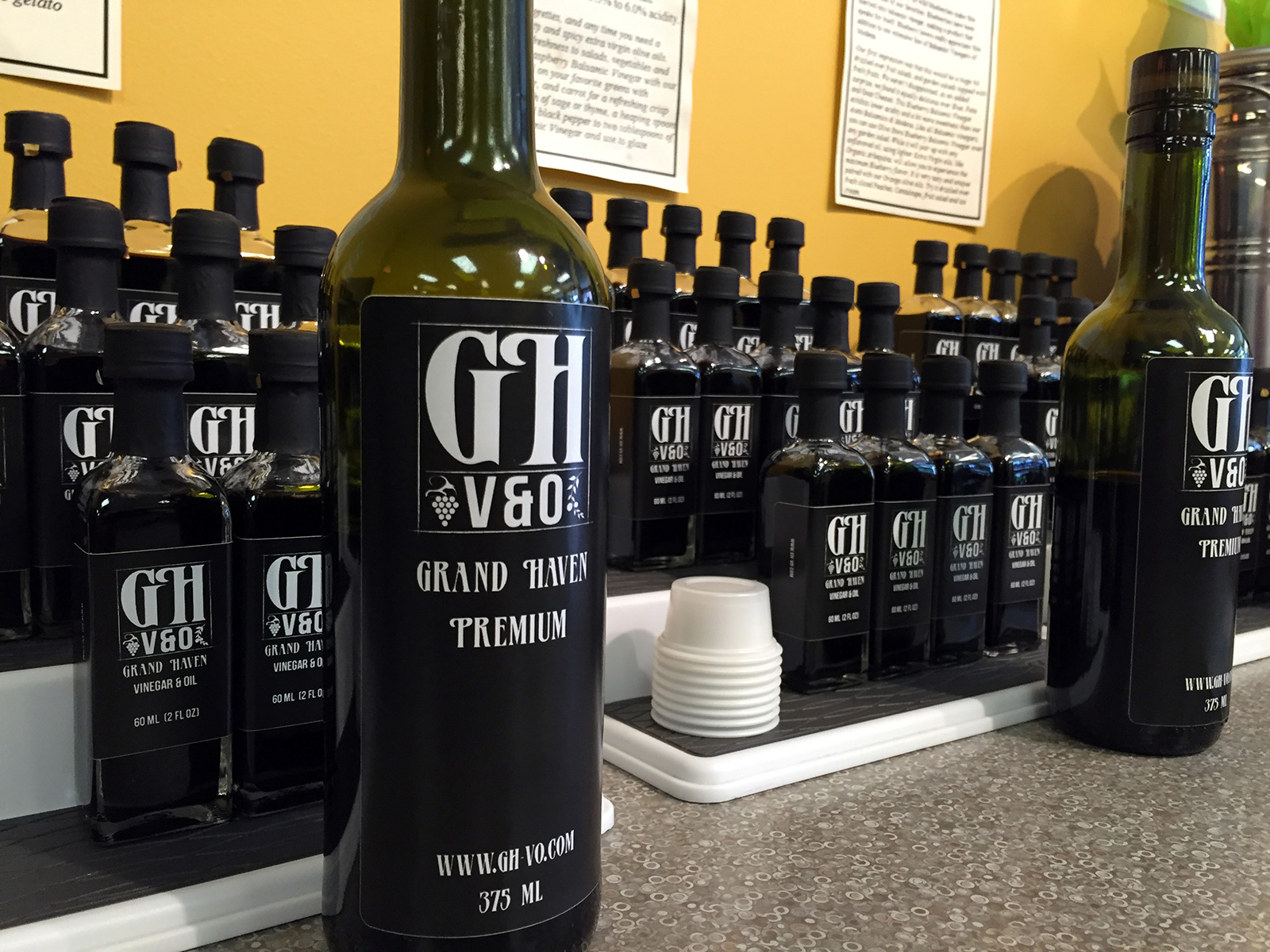 Grand Haven Vinegar & Oil in Grand Haven, Michigan by Jets Like Taxis