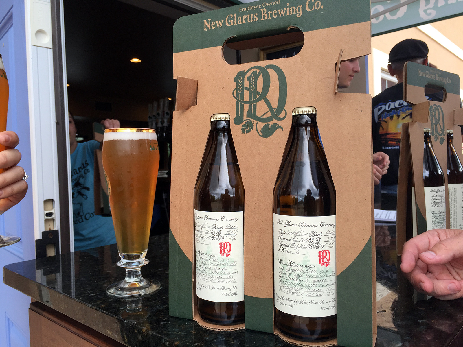 New Glarus Brewing Co. by Jets Like Taxis