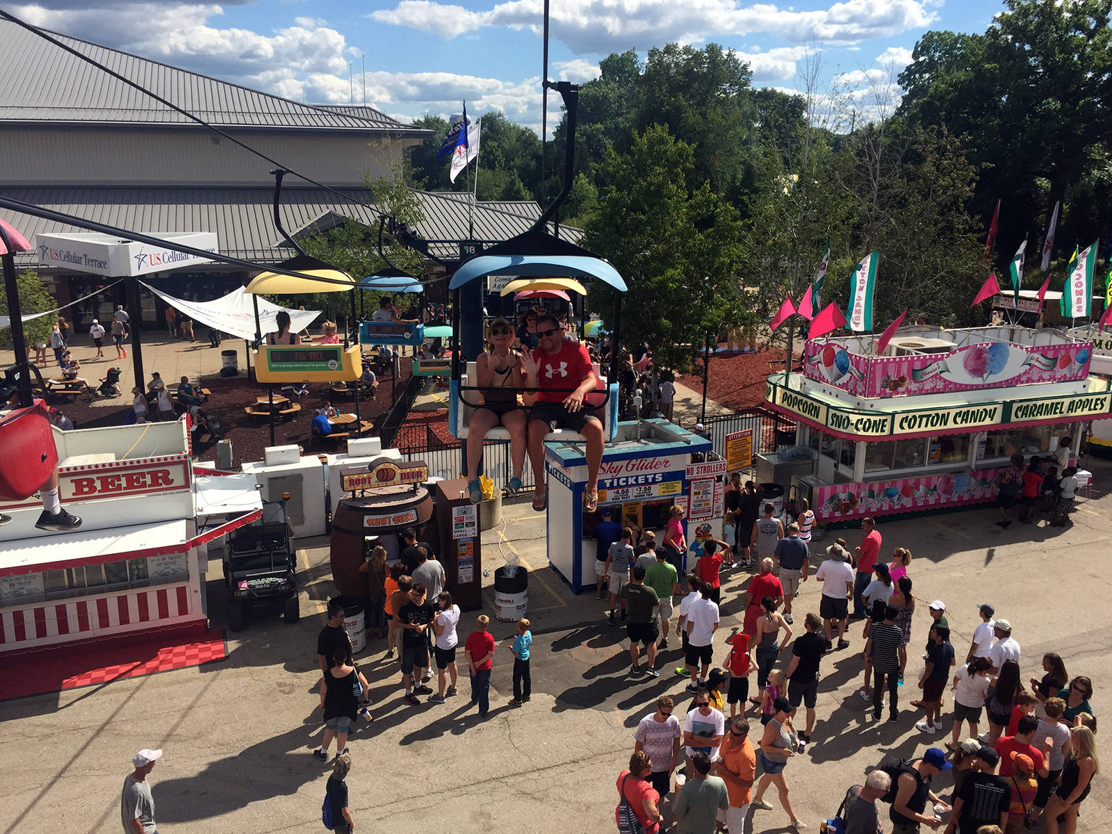 Wisconsin State Fair by Jets Like Taxis
