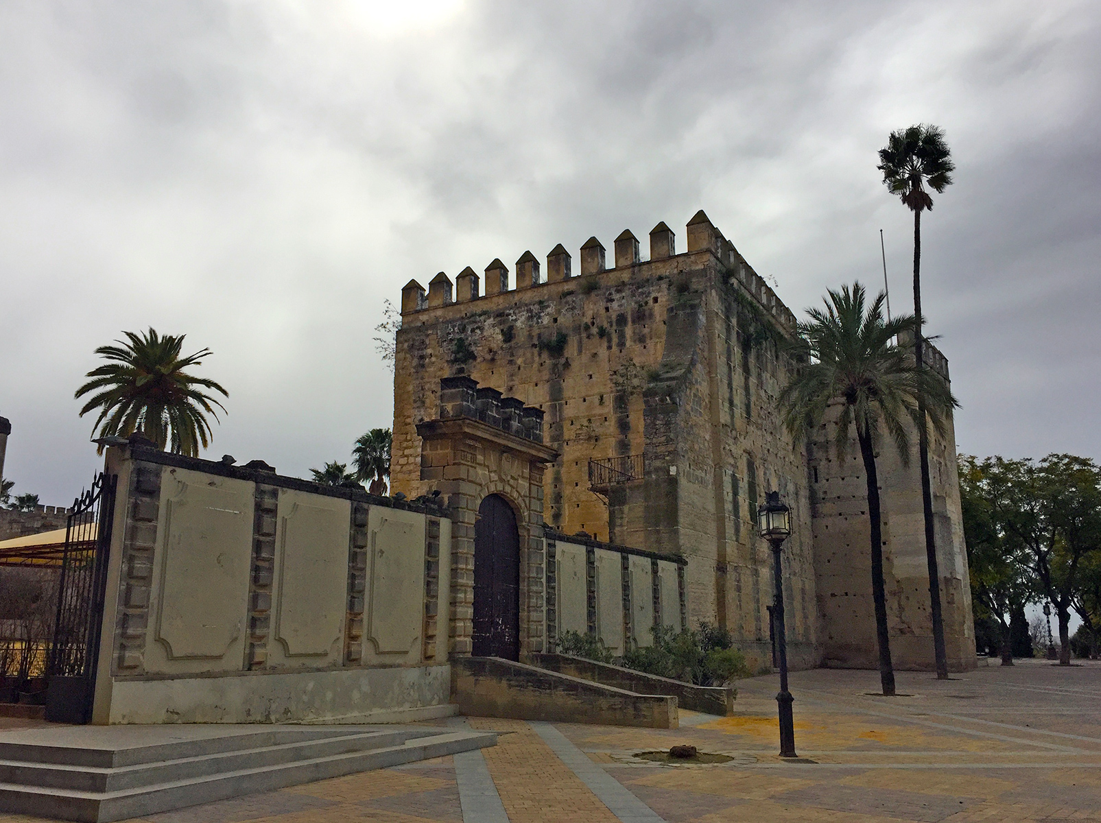 Alcázar in Jerez de la Frontera, Spain by Jets Like Taxis