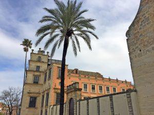 Alcázar in Jerez de la Frontera, Spain by Jets Like Taxis