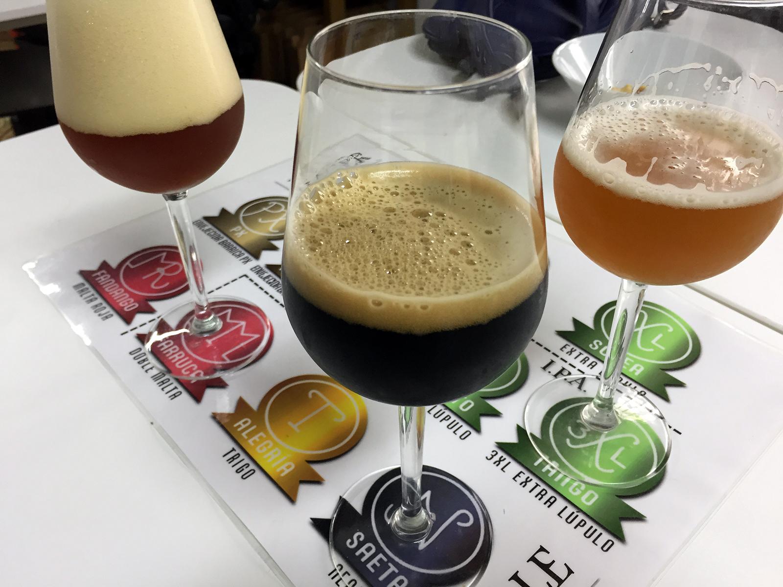 La Jerezana Brewery in Jerez de la Frontera, Spain by Jets Like Taxis