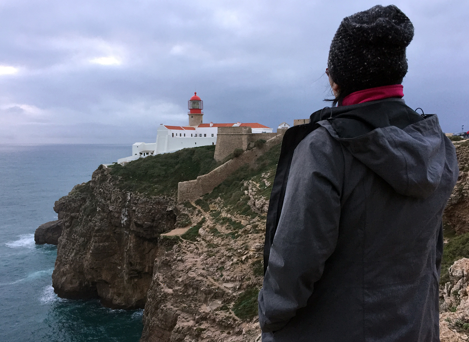 Cabo de São Vicente, Portugal by Jets Like Taxis