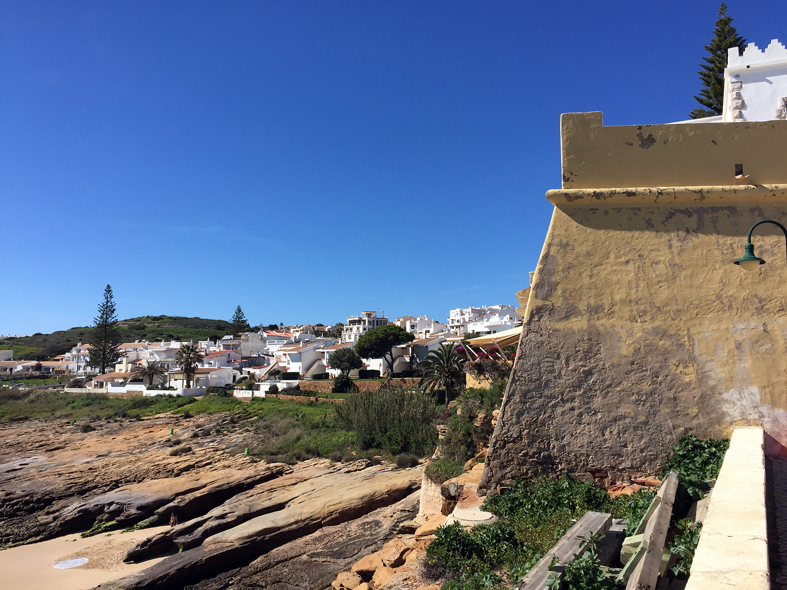 Praia da Luz, Portugal by Jets Like Taxis