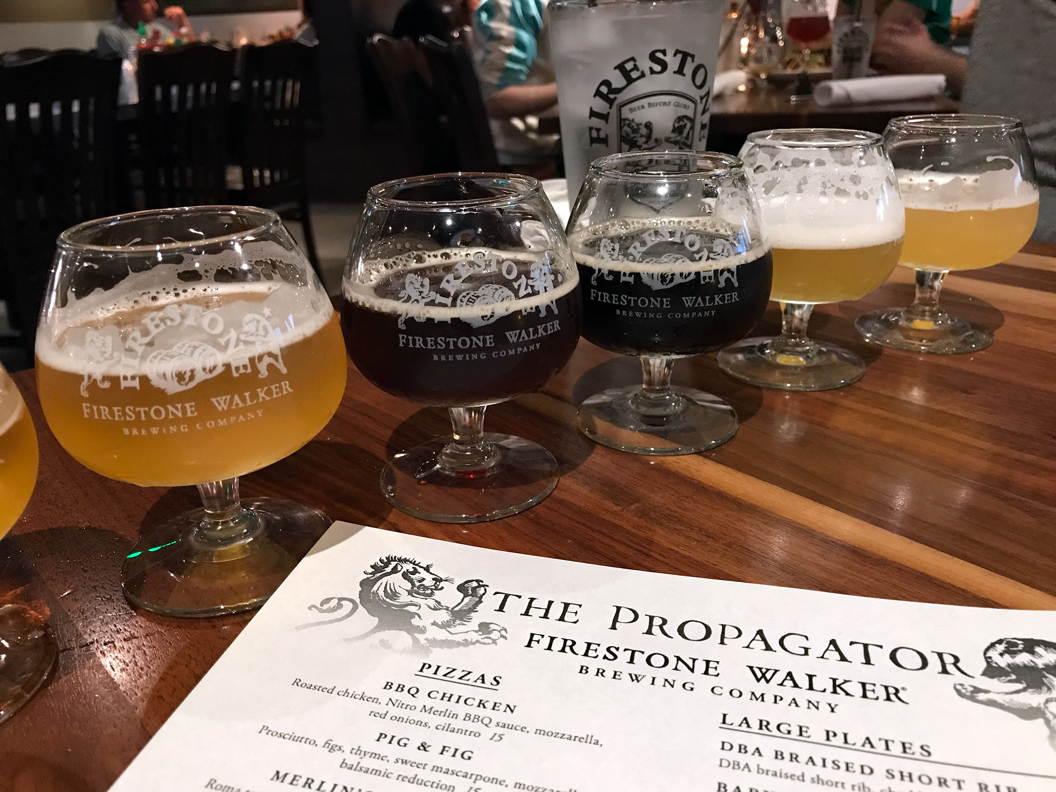 Firestone Walker Propagator in Venice LA by Jets Like Taxis
