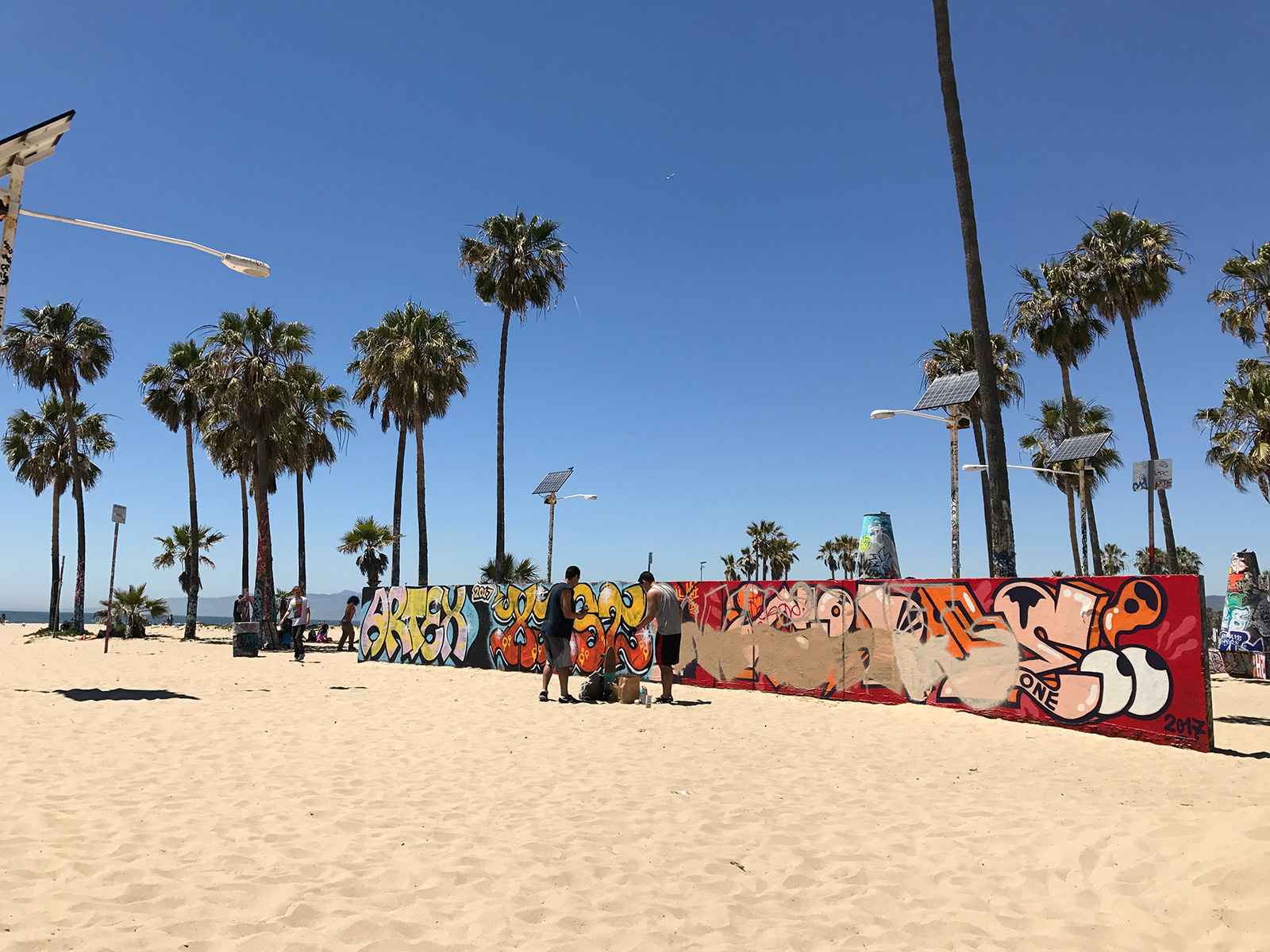 Venice Beach by Jets Like Taxis