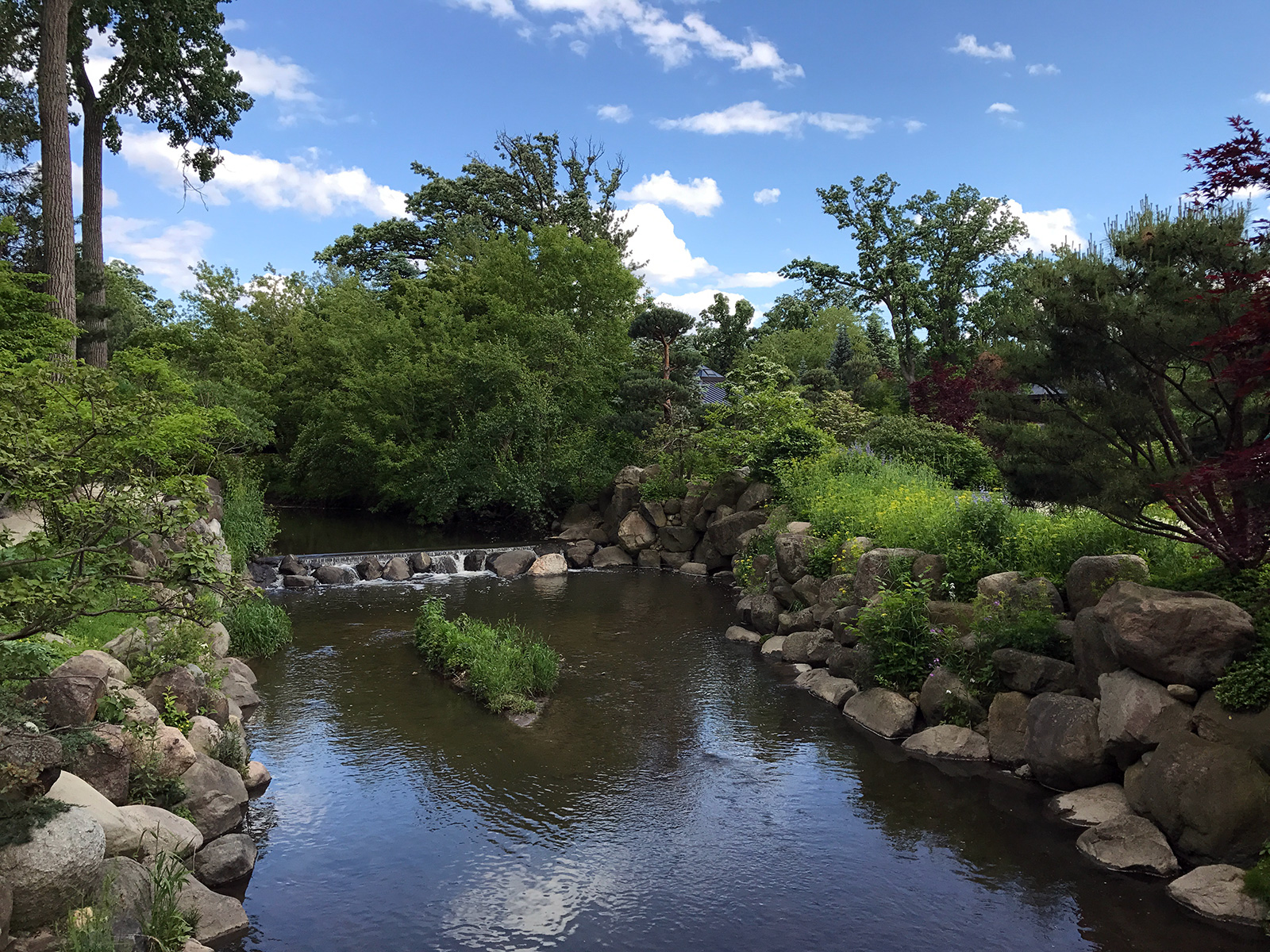 Anderson Japanese Gardens in Rockford, IL by Jets Like Taxis