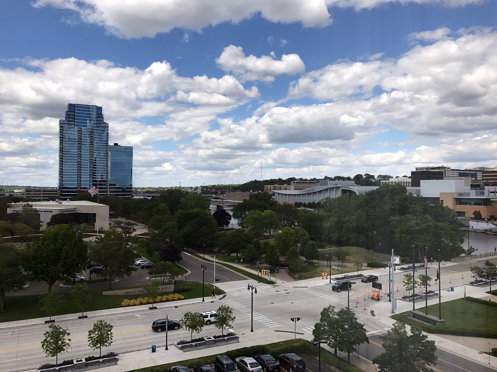 Grand Rapids, Michigan by Jets Like Taxis