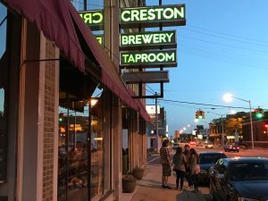 Creston Brewery in Grand Rapids by Jets Like Taxis / Hopsmash