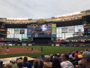 Miller Park in Milwaukee by Jets Like Taxis