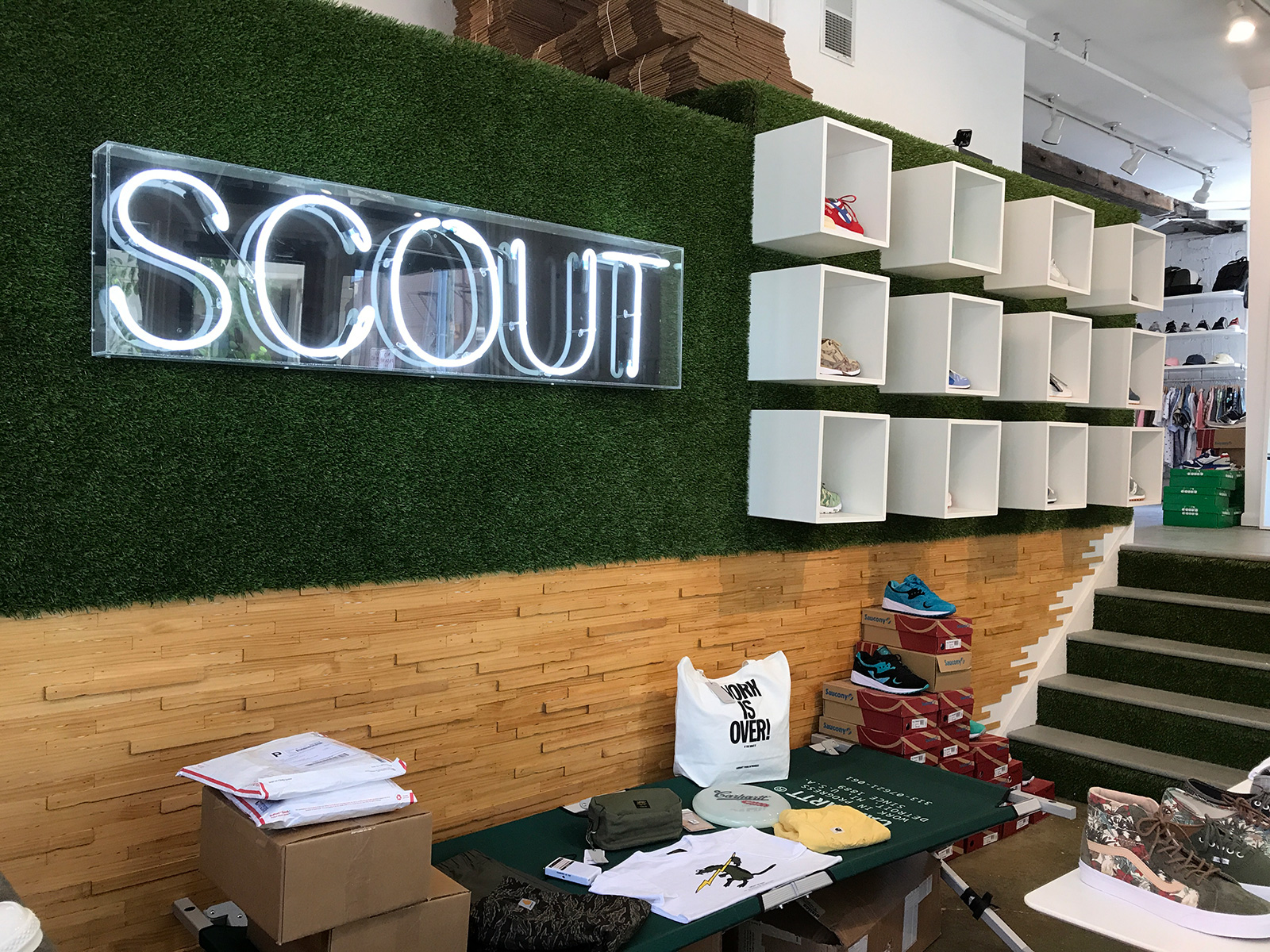 Scout Boutique in Chattanooga, TN by Jets Like Taxis