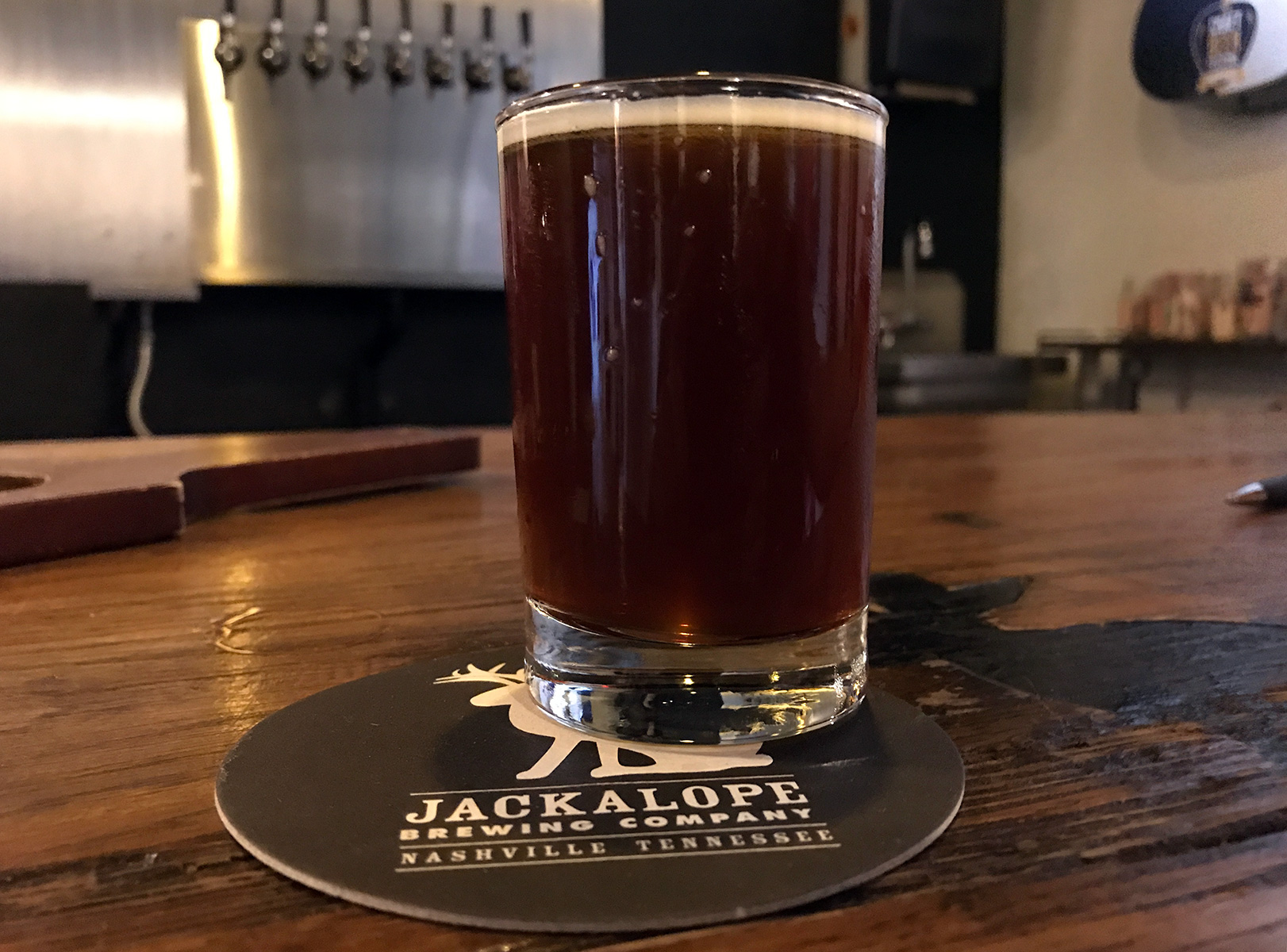 Jackalope Brewing Co. in Nashville, TN by Jets Like Taxis / Hopsmash