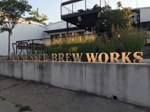 Tennessee Brew Works in Nashville, TN by Jets Like Taxis / Hopsmash