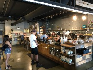 Quills Coffee in Louisville, KY by Jets Like Taxis