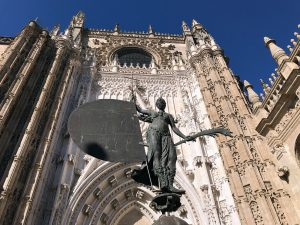 Seville Cathedral by Jets Like Taxis